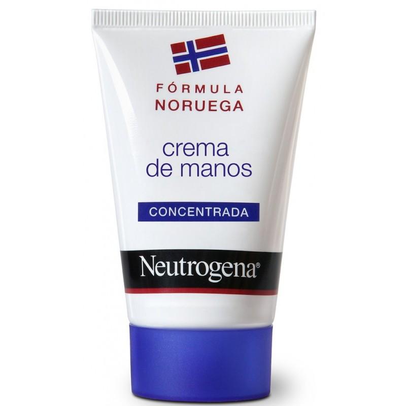 Neutrogena Crema de Manos Regular con Perfume 50 ml