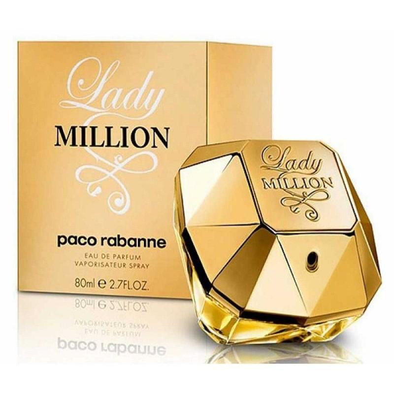 Lady Million EDP 80V