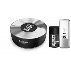 Carolina Herrera 212 VIP Men 100ml + ASL100ml