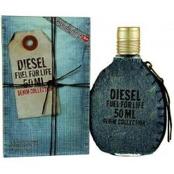 Diesel Fuel For Life Denim 50V