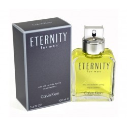CK Eternity Men EDT 100ml