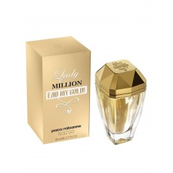 Lady Million Eau My Gold EDT 80V