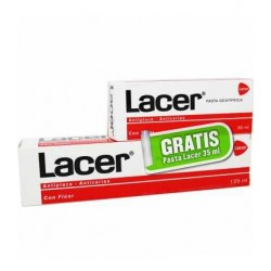 Lacer Pasta Dental 125ml+35ml