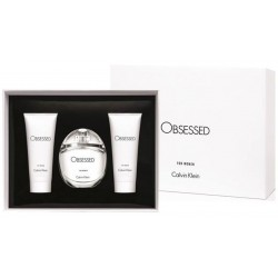 CK Cofre Obsessed Women EDP 100v+...