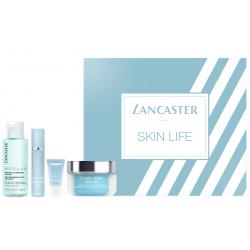Cofre Skin Care Day Gel Cr.50ml+protector spf 30+contorno ojos+limpiador