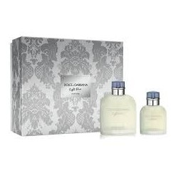 D&G Cofre Light Blue Men EDT 125v+edt 40v