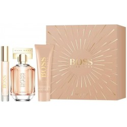 Boss Cofre The Scent Her EDP 50ml+...