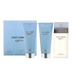 D&G Cofre Light Blue EDT 100ml+...