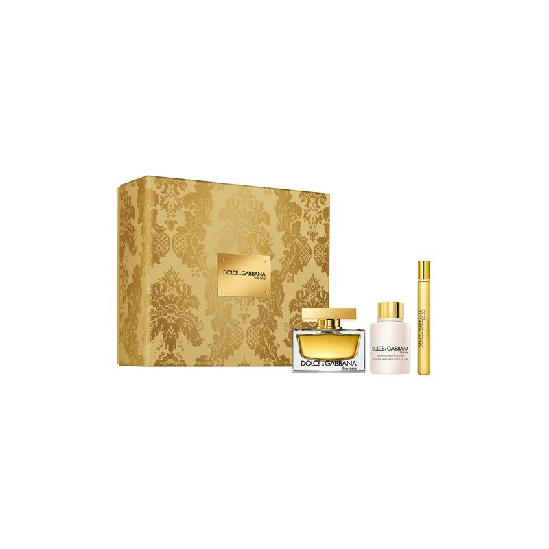 D&G Cofre The One EDP 75ml+...
