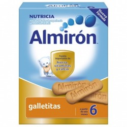 Almirón Advanced galletitas 6 cereales 180g