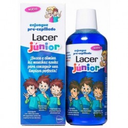 Lacer Junior enjuague pre-cepillado 500ml