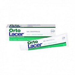 Lacer Ortolacer Gel Menta 75ml
