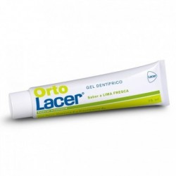 Lacer Ortolacer Gel Lima 75ml