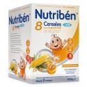 Nutribén Papilla 8 Cereales, Miel y Calcio 600gr