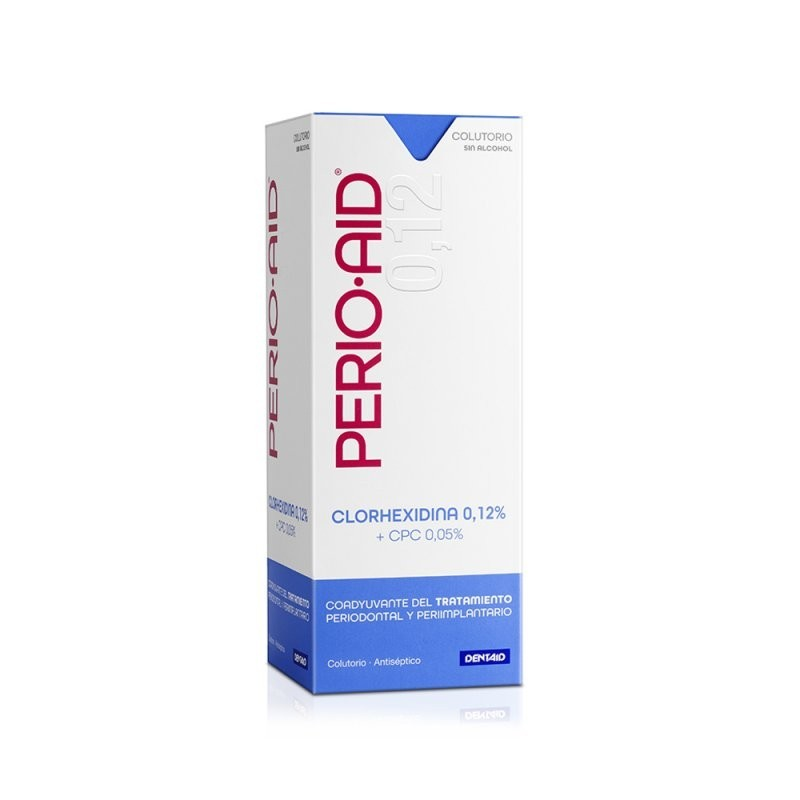 Perio Aid Colutorio Coadyuvante del tratamiento 500ml