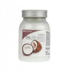 Flor de Mayo Bote Sal Baño Coco 700gr