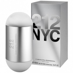CH 212 NYC Woman EDT 100V
