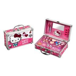 Hello Kitty Maletin Maquillaje Aluminio
