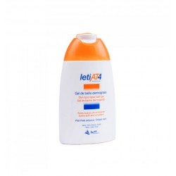LETI AT4 GEL DE BAÑO DERMOGRASO 200ML
