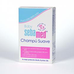 Sebamed Baby Ch.Suave 500ml