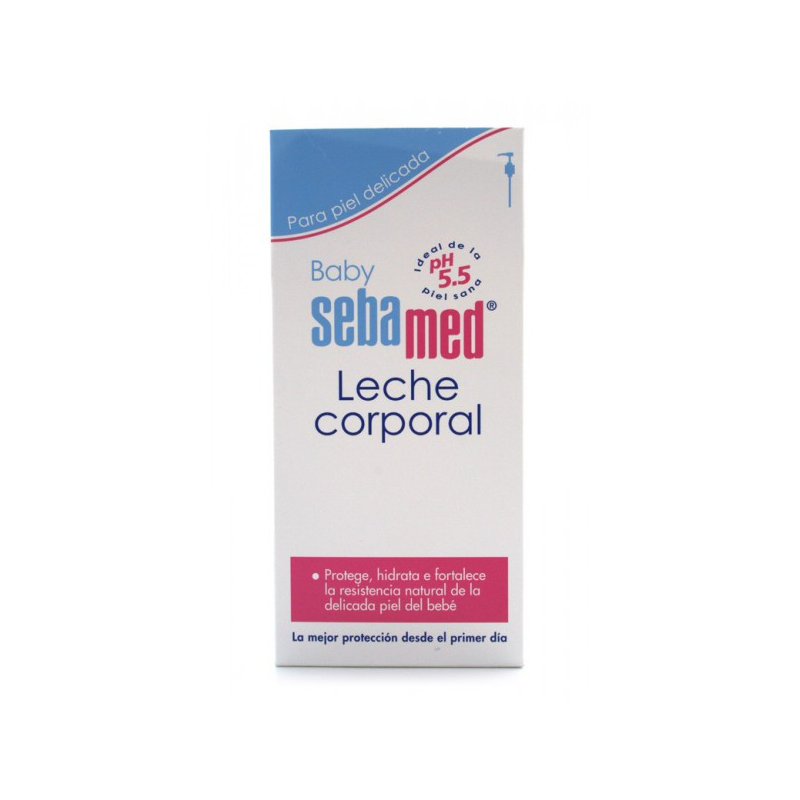 Sebamed Baby Leche Corp.200ml