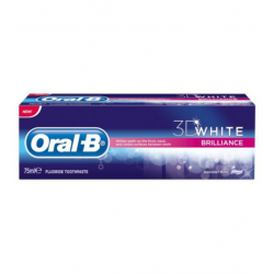 Oral B Pasta 3D White Sed.75ml