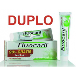 Fluocaril Duplo Pasta Bi Fl.125ml