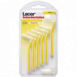 CEPILLO INTERDENTAL LACER FINO ANGULAR 6 UNIDS